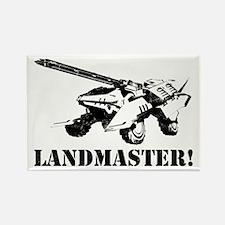 SSBB Landmaster Rectangle Magnet