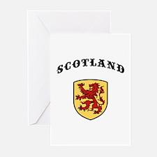 Scotland Greeting Cards (Pk of 10)