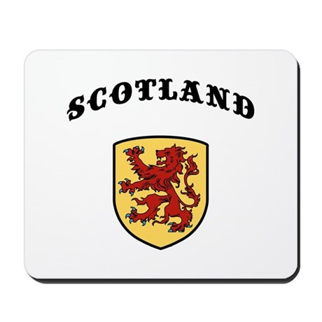 Scotland Mousepad
