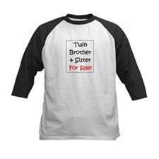 Twin Brother/Sister for Sale Tee