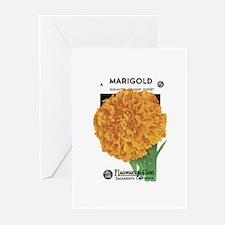 Marigold Greeting Cards (Pk of 10)
