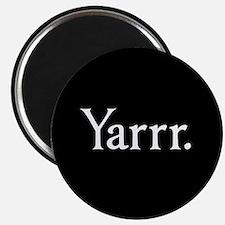 Yarrr Pirate Magnet