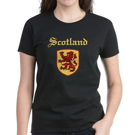 Scotland Women's Dark T-Shirt