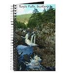 Rogie Falls Scotland Journal