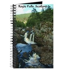 Rogie Falls Scotland Journal