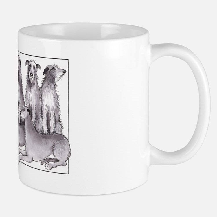 Scottish Deerhound Mug
