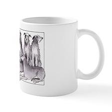 Scottish Deerhound Small Mugs