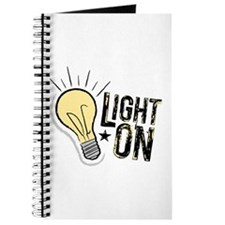 """Light On"" Journal"