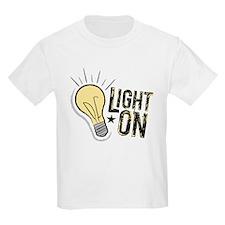"""""""Light On"""" T-Shirt"""