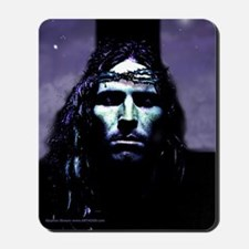 SILENT NIGHT Mousepad