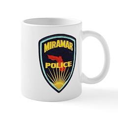 Miramar Police Mug