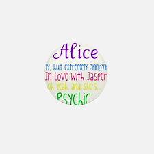 Alice Cullen Mini Button
