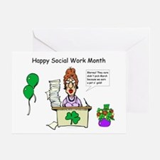 Social Work Month Desk2 Invitation