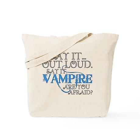 Say It Tote Bag