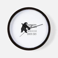 Emmett Cullen Wall Clock