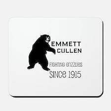 Emmett Cullen Mousepad