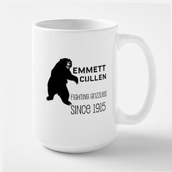 Emmett Cullen Large Mug