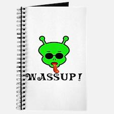 Alien Wassup Journal