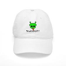Alien Wassup Baseball Cap