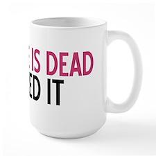 Romance Is Dead Mug