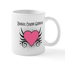 BreastCancerWarrior Tattoo Mug