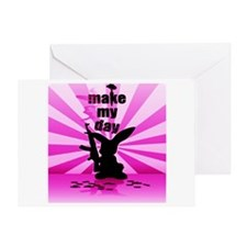 Make My Day Greeting Card