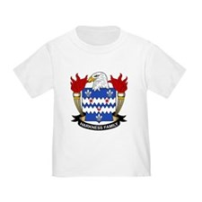 Harkness Family Crest T