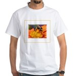 Pollination White T-Shirt