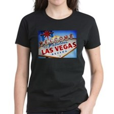 Cute Vegas sign Tee