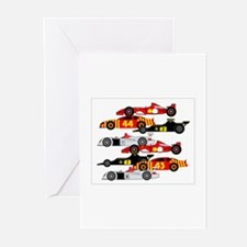 Funny Lotus cars Greeting Cards (Pk of 20)