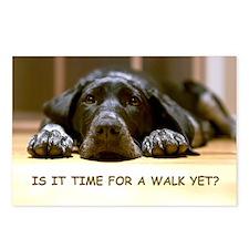 Walk Yet? Postcards (Package of 8)