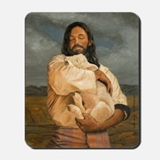 THE LAMB Mousepad