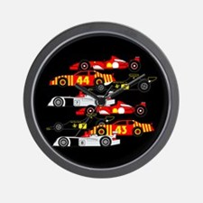 Unique Lotus cars Wall Clock