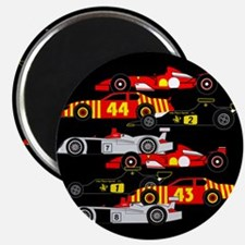 "Cute Lotus cars 2.25"" Magnet (10 pack)"