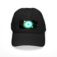 Nebula 9 Fractal Art Baseball Hat