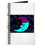 Sleepy Moonlight Journal