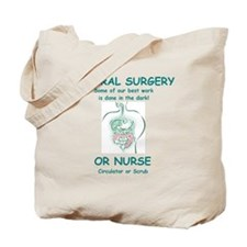 Gen Surg RN Tote Bag