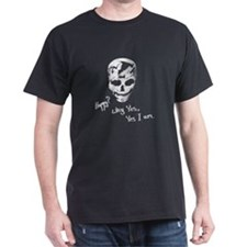2-happy skull T-Shirt