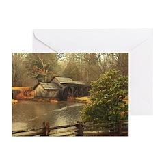 Mabry Mill Va Note Cards (Pk of 20)