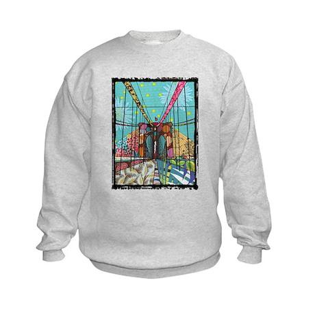 Brooklyn Bridge Kids Sweatshirt