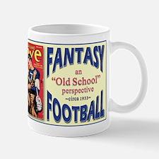 FANTASY FOOTBALL 1933 Mug