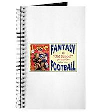 FANTASY FOOTBALL 1933 Journal