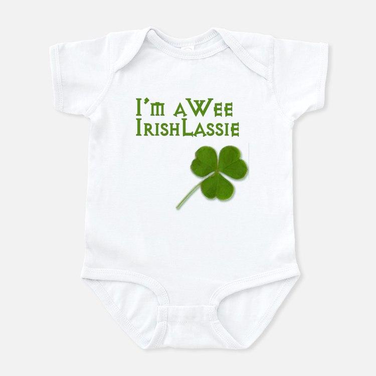 Wee Lassie Infant Bodysuit