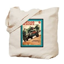 """1950 Studebaker Test"" Tote Bag"
