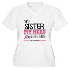BreastCancerHero Sister T-Shirt
