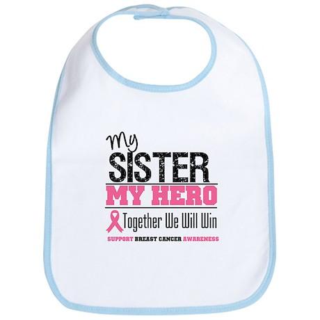 BreastCancerHero Sister Bib