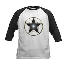 Golden 5 Point Star 2 Tee