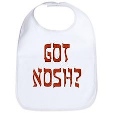 Got Nosh - Bib