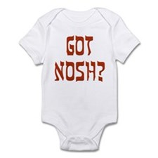 Got Nosh - Infant Bodysuit