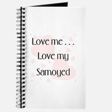 Love Me...Love My Samoyed Journal